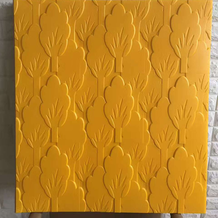 China 3D Decorative Wall Covering Interior Wall Panel Home-Deco Foam ...