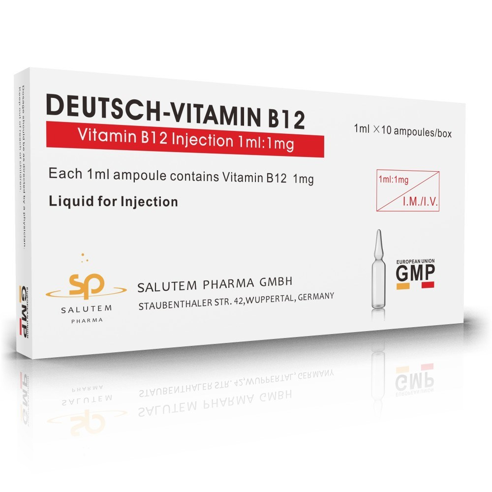 China High Quality OEM Contract Manufacturing Vitamin B12 ...