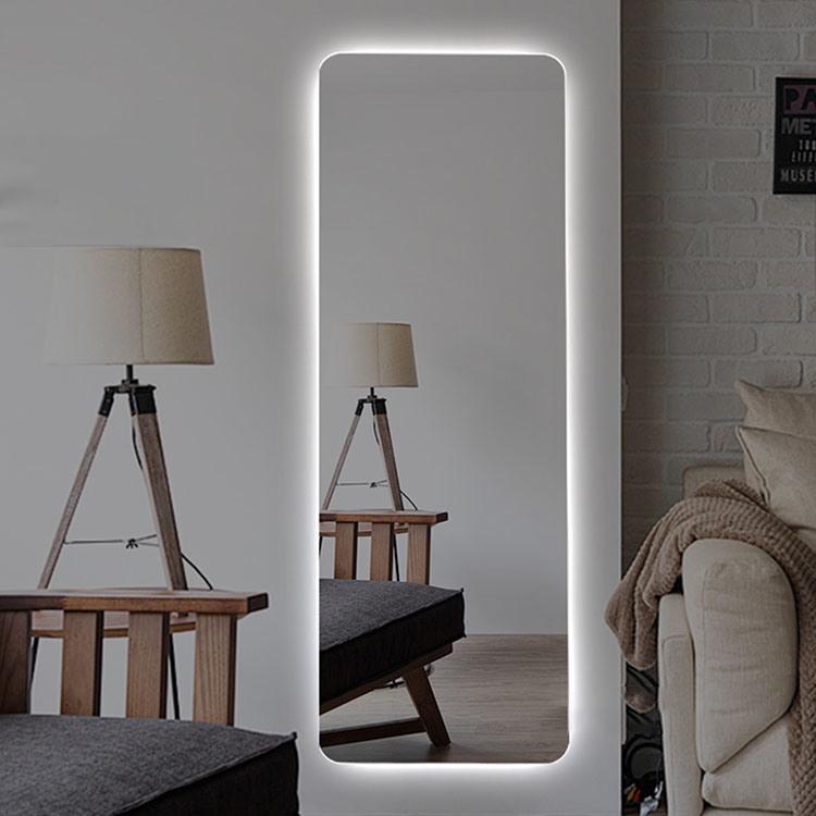 China Design Decorative Wall Dressing, Bedroom Floor Length Mirrors