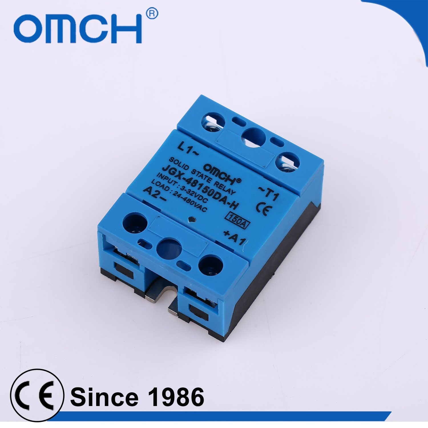 China Easy To Use High Pressure Dc Ssr Solid State Relay Photos For