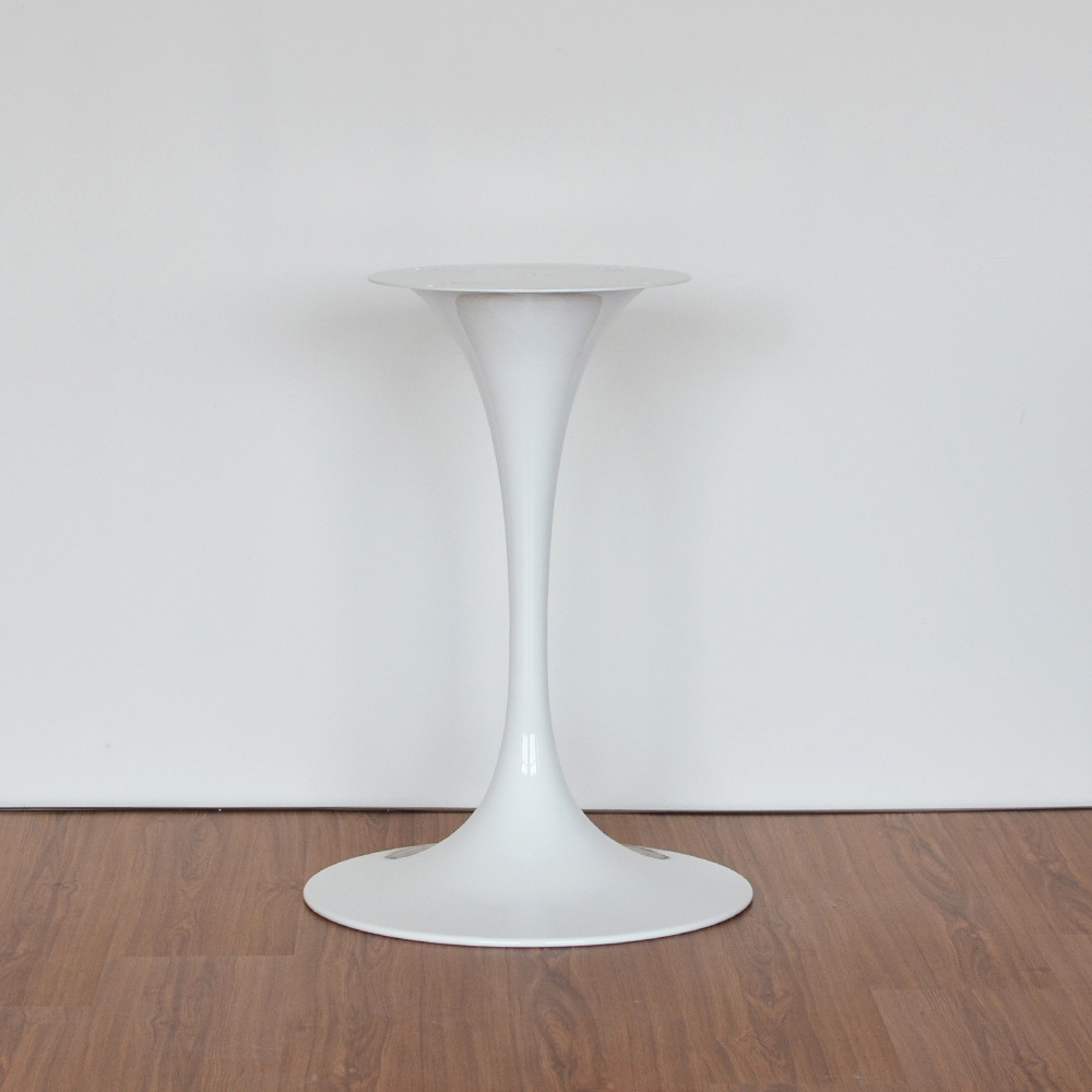 China Knoll Eero Saarinen White Tulip Table Base SPMTL China - Tulip pedestal table base