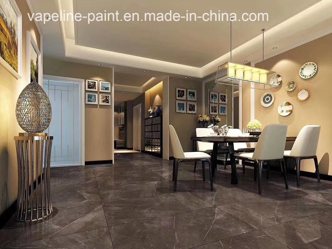 China Foshan Ceramic Glossy Brown