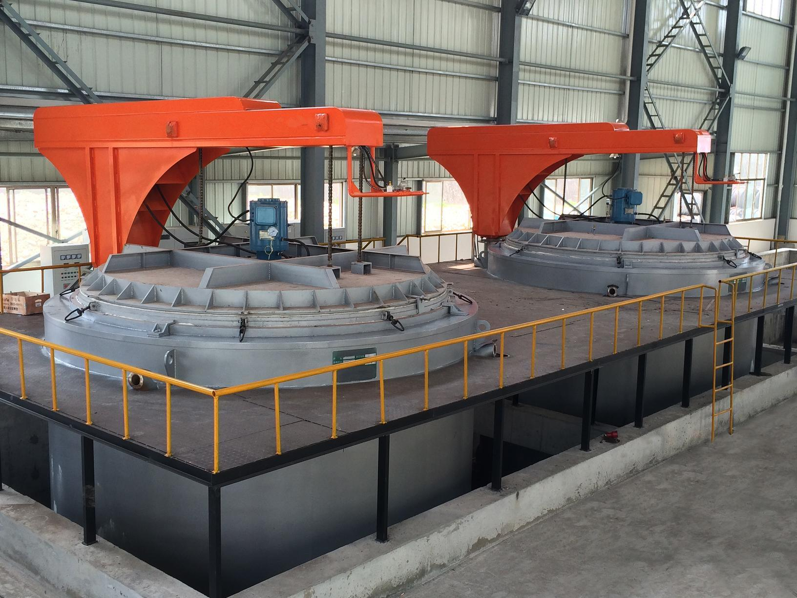 Spherodizing Annealing Oven Furnace for Wire Coils