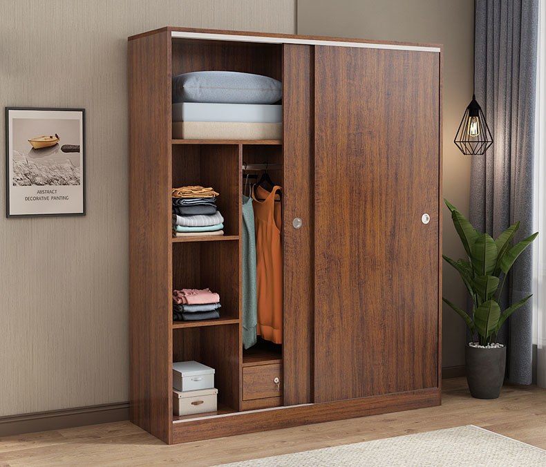 China Modern Design Home Wooden Bedroom Furniture Sliding Doors Wardrobe China Swing Door Wardrobe Modern Wardrobe