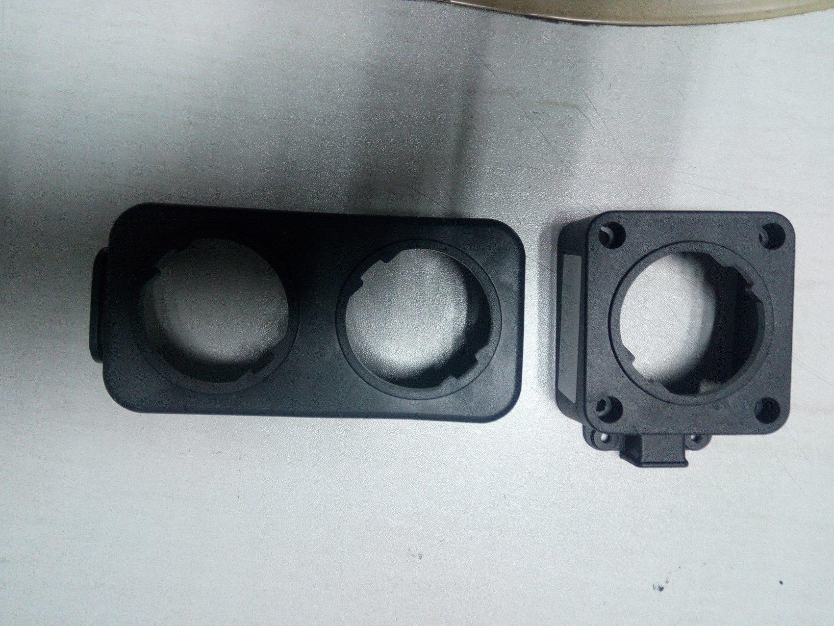 China Elendax Industrial Black EU 3 Way Socket Outlet - 16A IP44 ...
