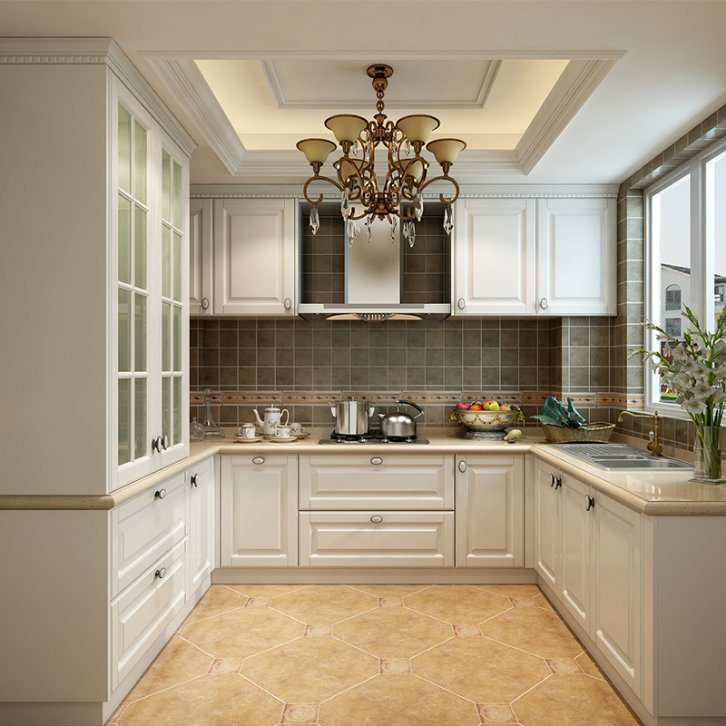 China 2018 New Model Kitchen Cabinet Design - China ...