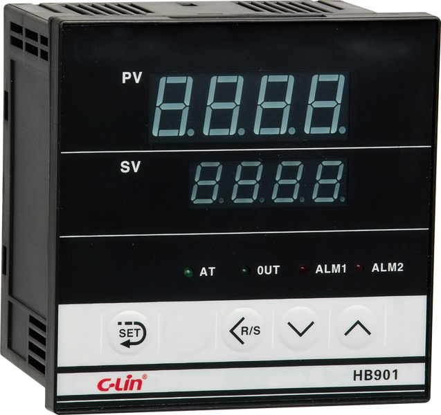 Intelligent Temperature Controllers Hb901 Series 96x96x66mm