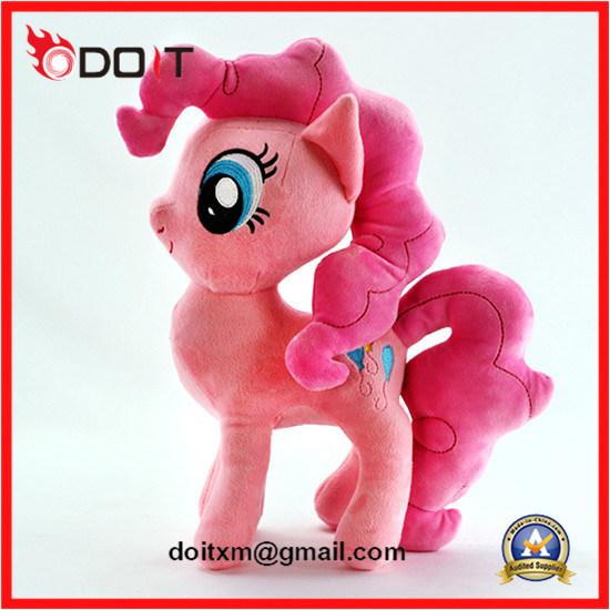 China Plush Horse Stuffed Animal Pink Unicorn Plush Unicorn Plush