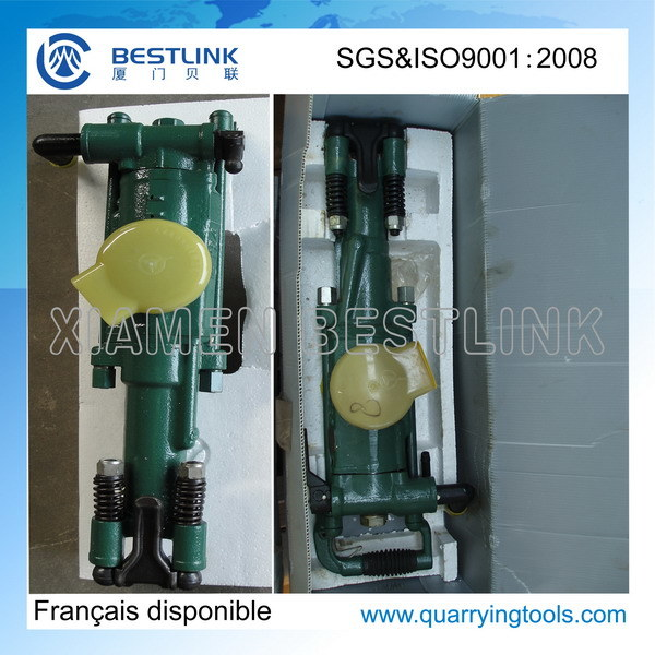 Pneumatic Hand-Held Small Hole Drilling Jack Hammer for Quarrying pictures & photos