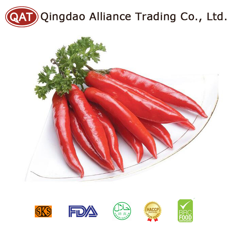 Natural Frozen/Fresh Red Chili with Top Quality pictures & photos