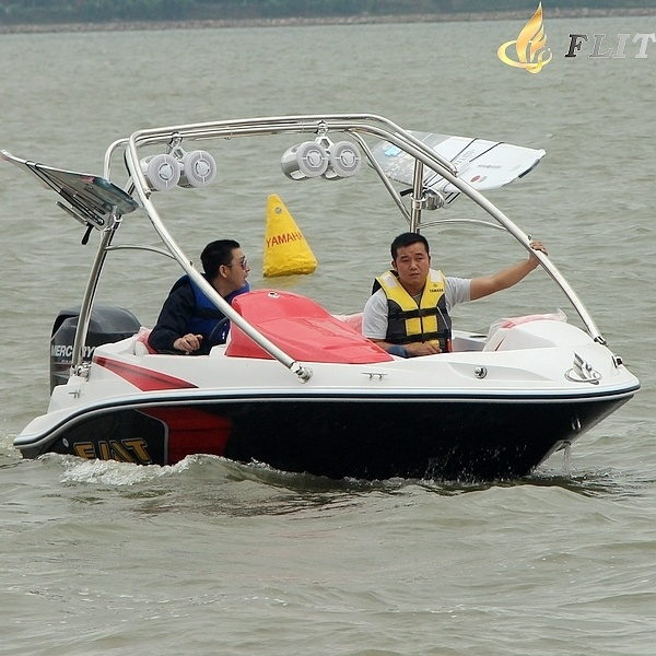 Small Speedboats with Mercury Engine