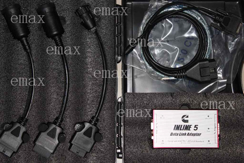 China Cummins Inline 5 Data Link Adaptor - Diesel Engine Diagnostic