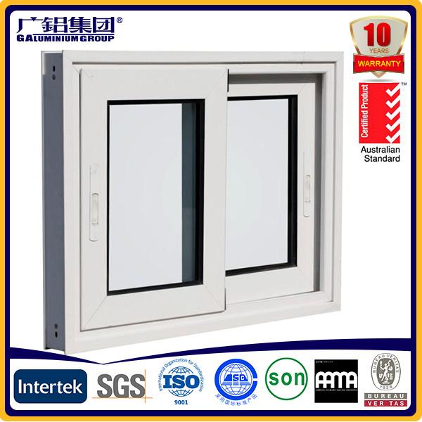 China Aluminum Window Frames with Glass Aluminium Profiles Frame ...