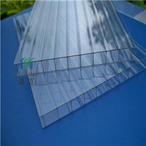 China 14mm Polycarbonate Sun Sheet For Pergola Roof Sheet