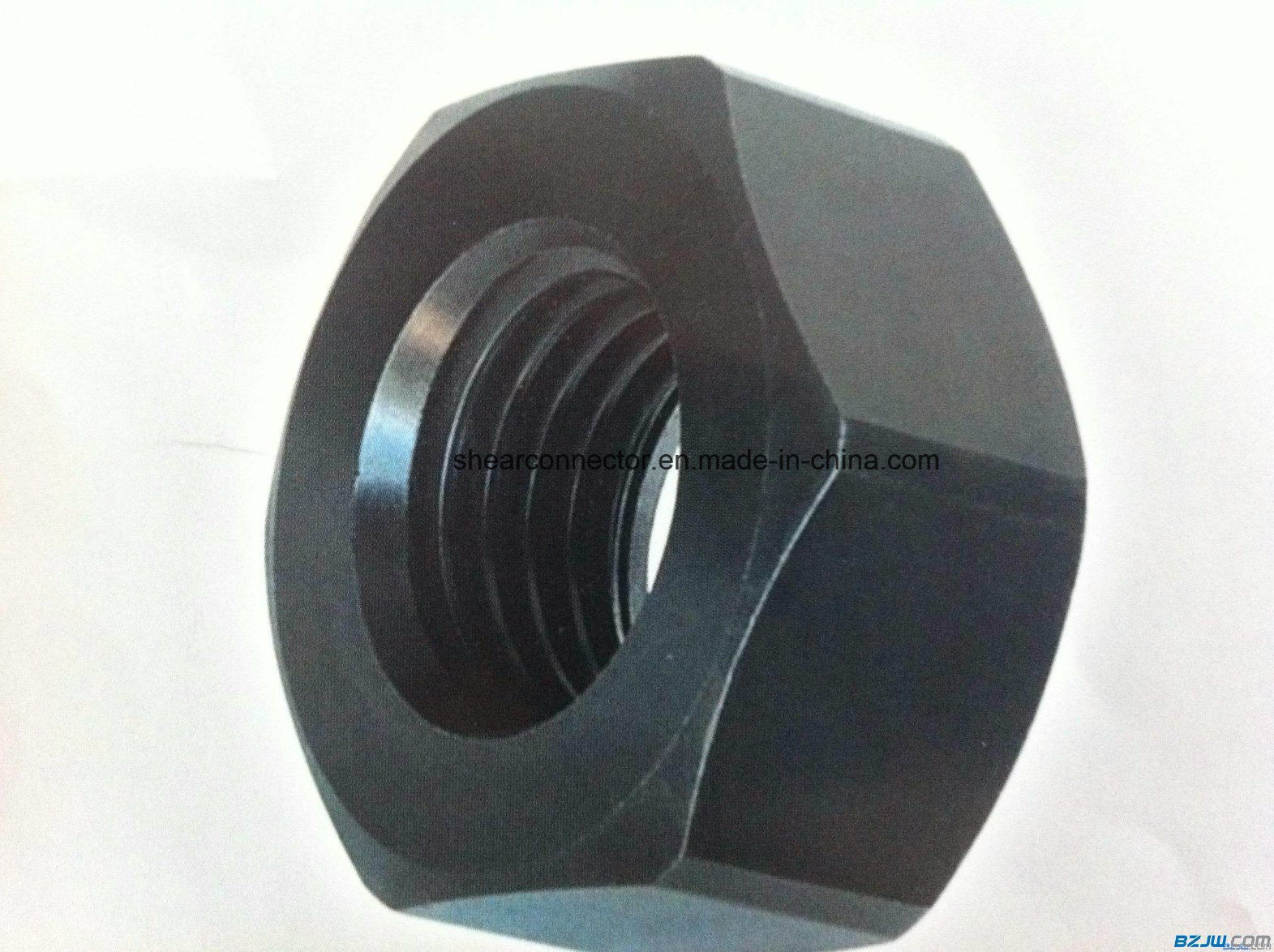High Strength M32 ASTM A563 Heavy Hex Structual Nuts
