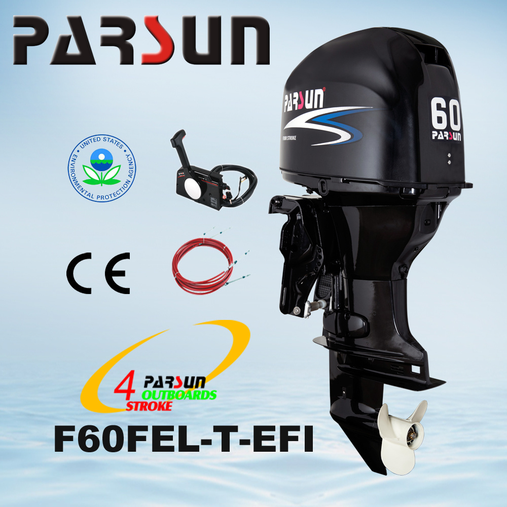 [Hot Item] F60fel-T-Efi 60HP 4-Stroke Efi Outboard Motor Compatible for  YAMAHA