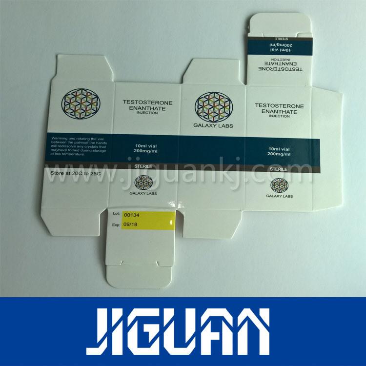 [Hot Item] High Demand Pharmaceutical 10ml Holographic Label Hologram Vial  Label