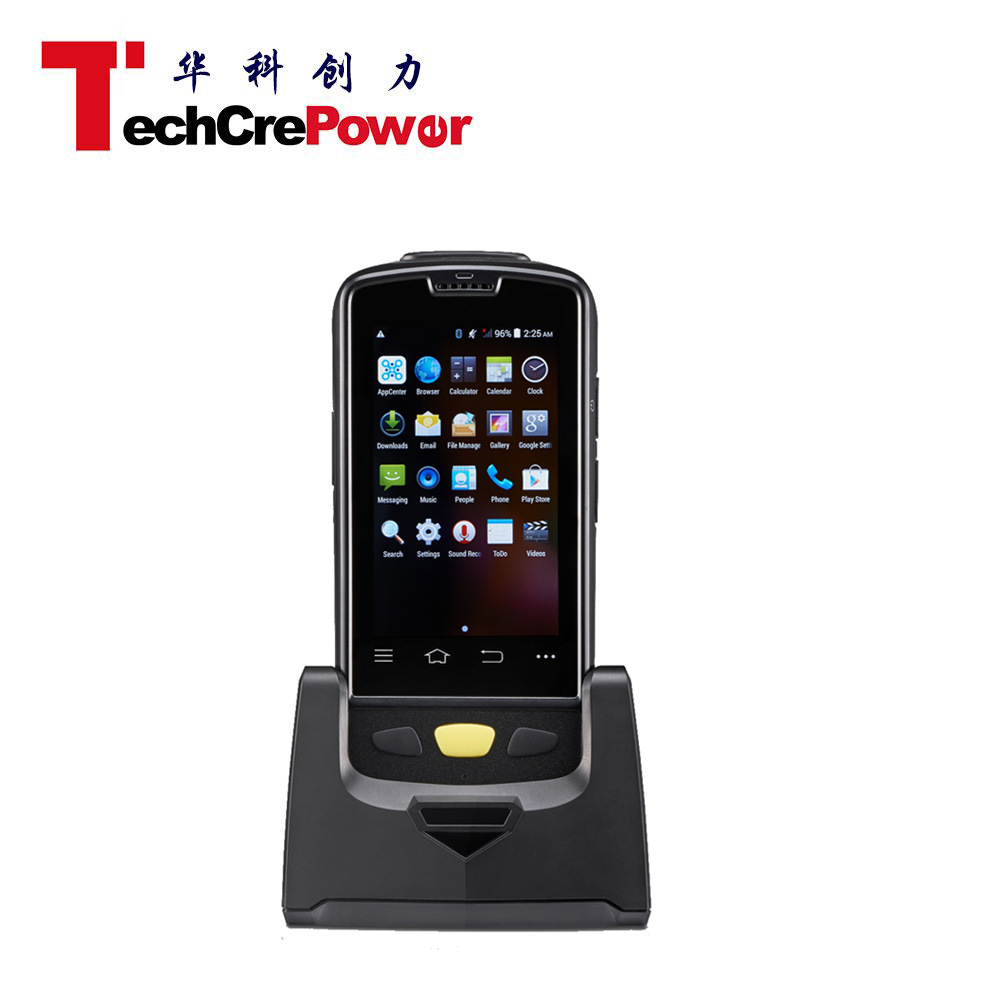 C4000 UHF RFID Android-Based Rugged Mobile Computer UHF Mobile Handheld Reader pictures & photos