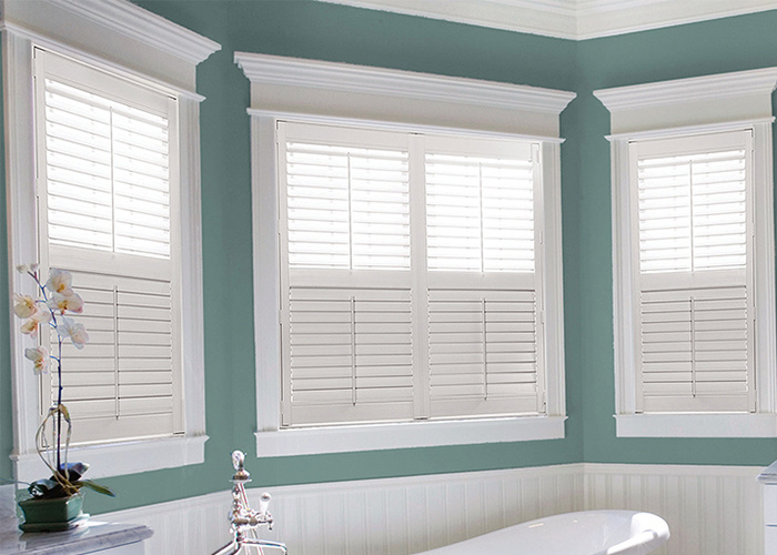 Ordinaire Decorative PVC Hinged Vinyl Plantation Shutters (WPPWS SERIES)