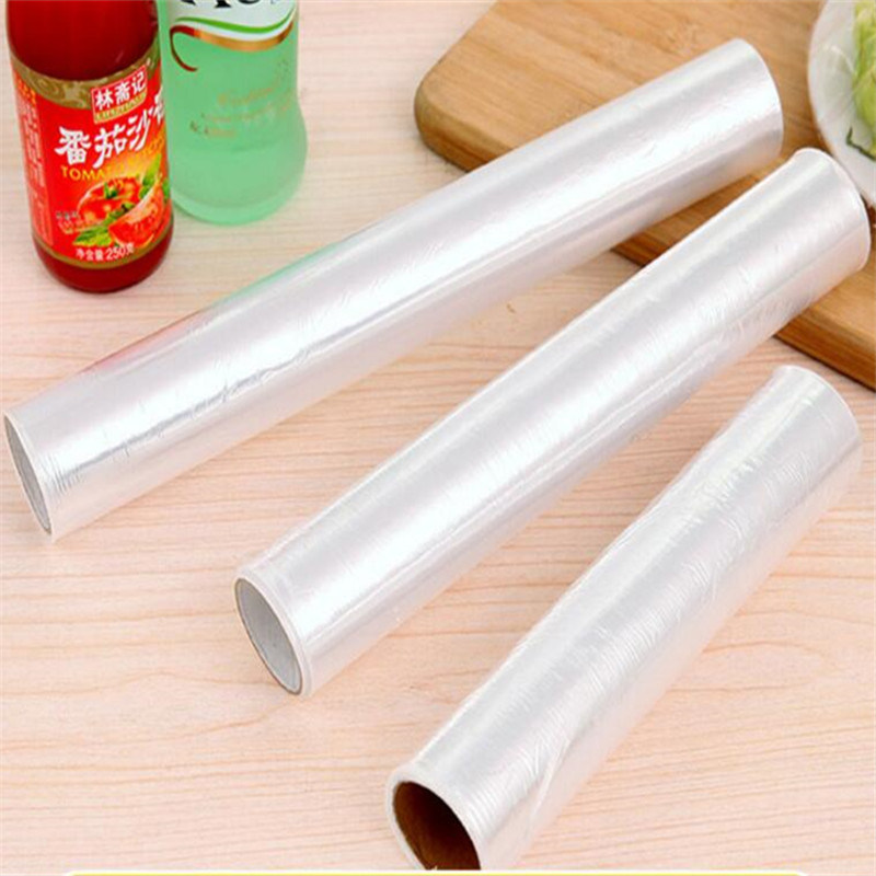 [Hot Item] Biodegradable Food Wrap PE Cling Plastic Wrap Film