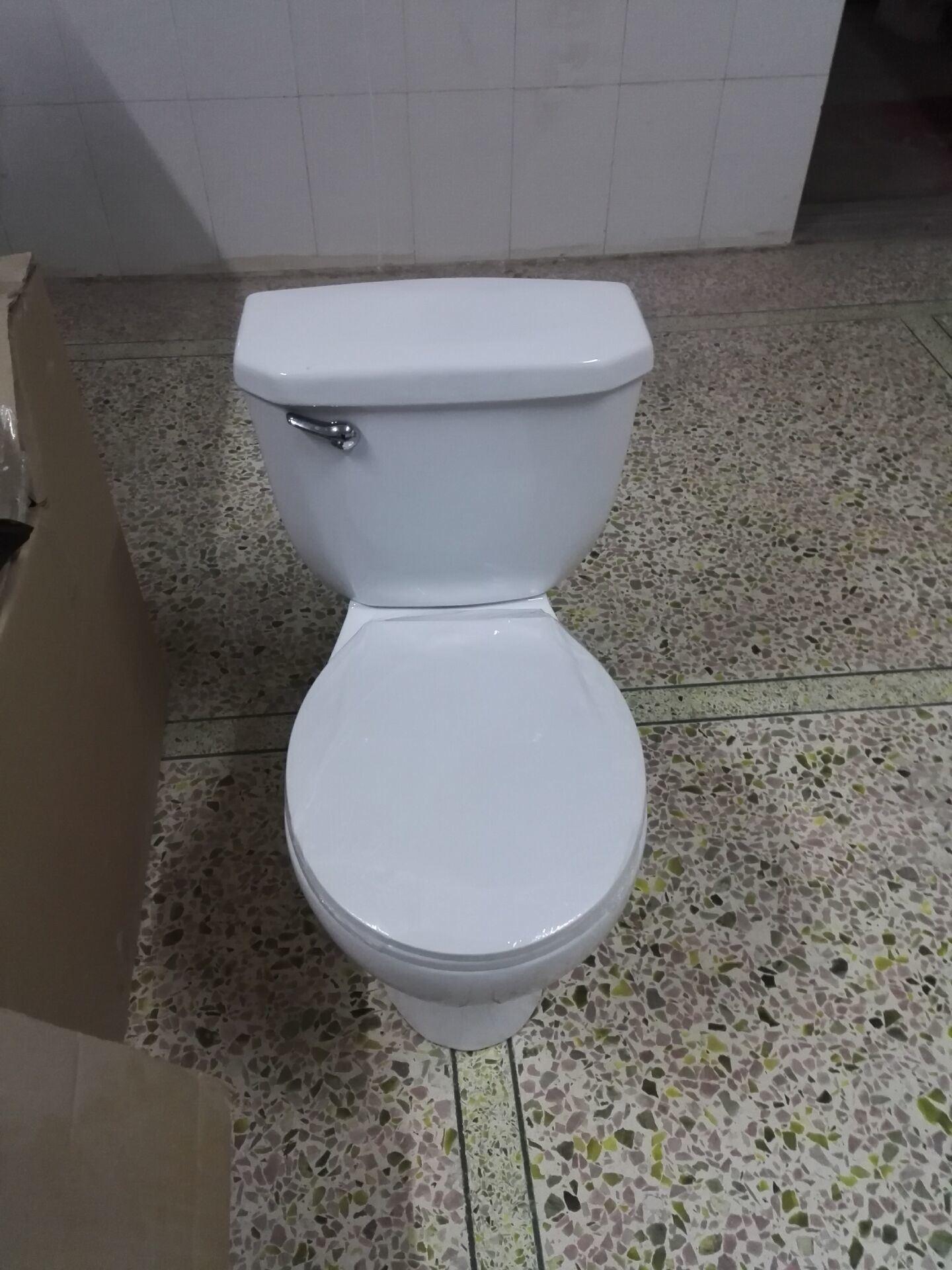 China Sc-097 Cheapest Toilet Seat Cover for Round Two Piece Toilet ...