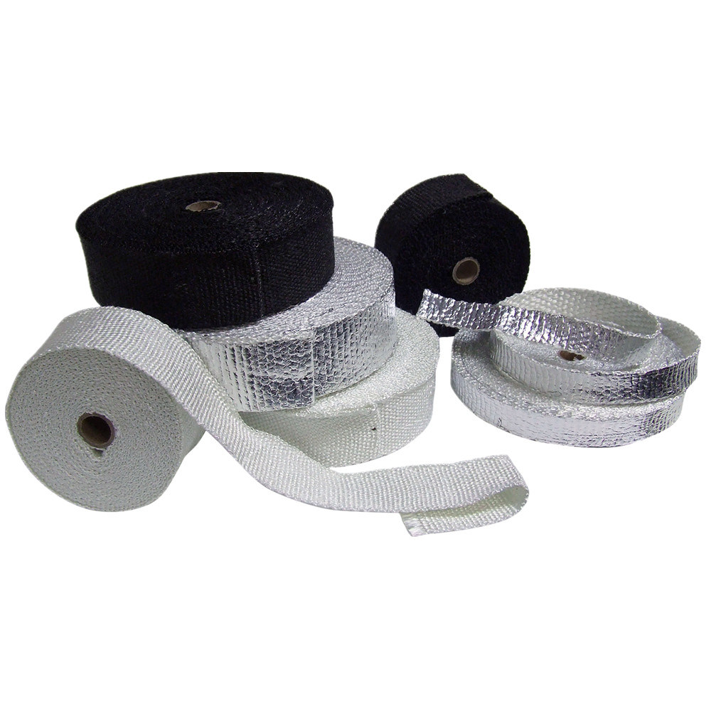 High Temperature Heat Resistant and Thermal Insulating Fiberglass Woven Tape pictures & photos