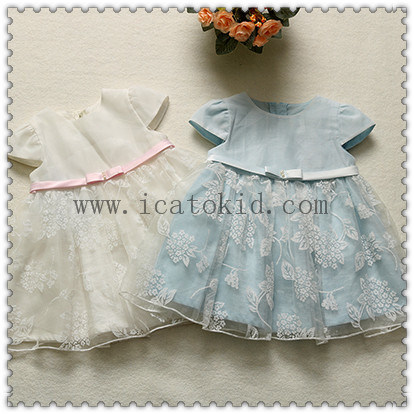 e1e8f91a2 China Baby Frock Designs Party Dress Little Princess Dress for Baby ...