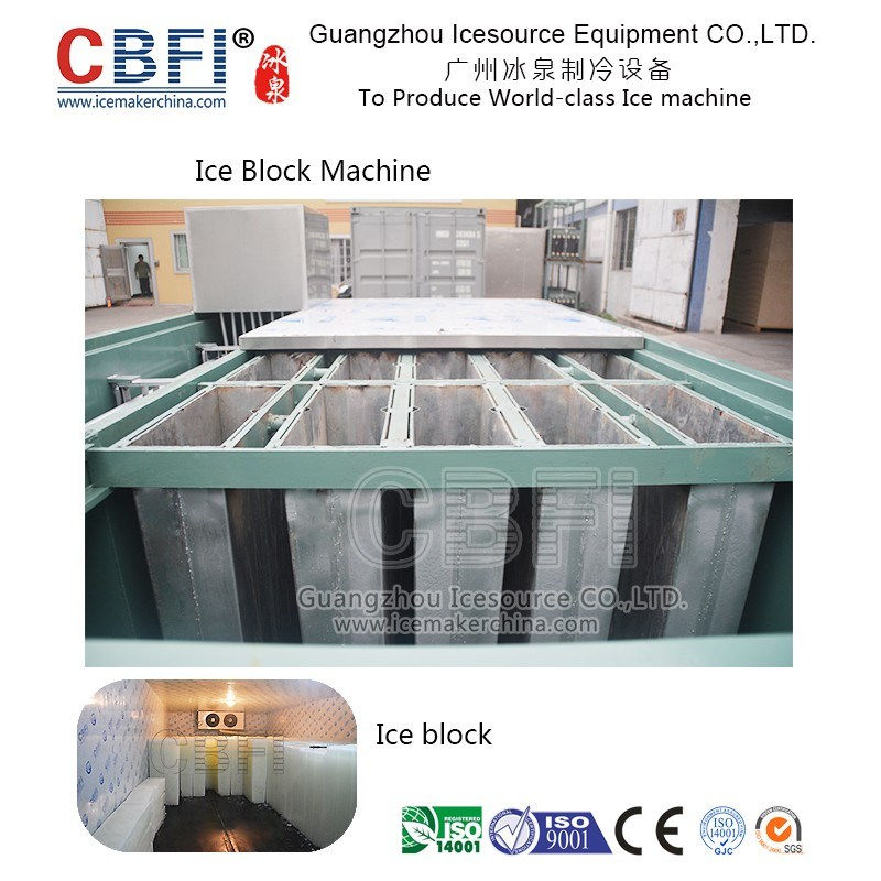 1ton to 100tons Widely Used Industrial Block Ice Making Machine pictures & photos