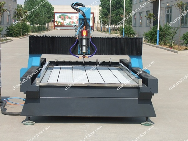 Stone Slab Edge Polishing Engraving CNC Router with Atc pictures & photos