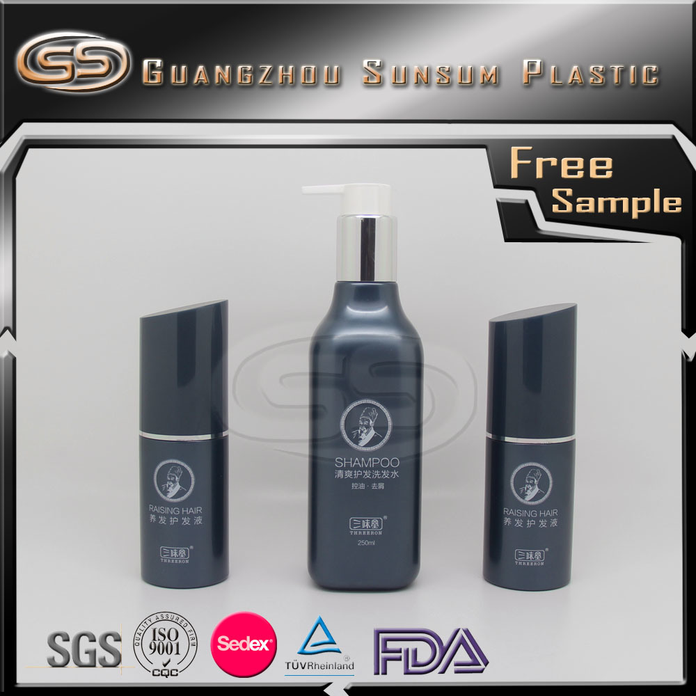 OEM Cosmetic Lotion Water Spray Pump Plastic Pet Shampoo Toner Emulsion Bottle pictures & photos