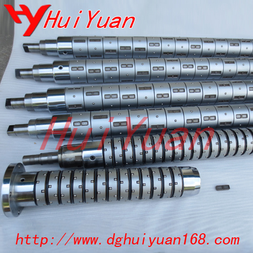 China Manufacturer of Air Friction Shaft