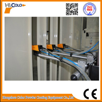 Automatic Electrostatic Powder Coat Painting Spray Systems for Door pictures & photos