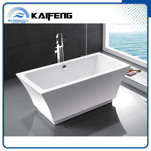 Small Freestanding Acrylic Bath Tub (KF-716K) pictures & photos