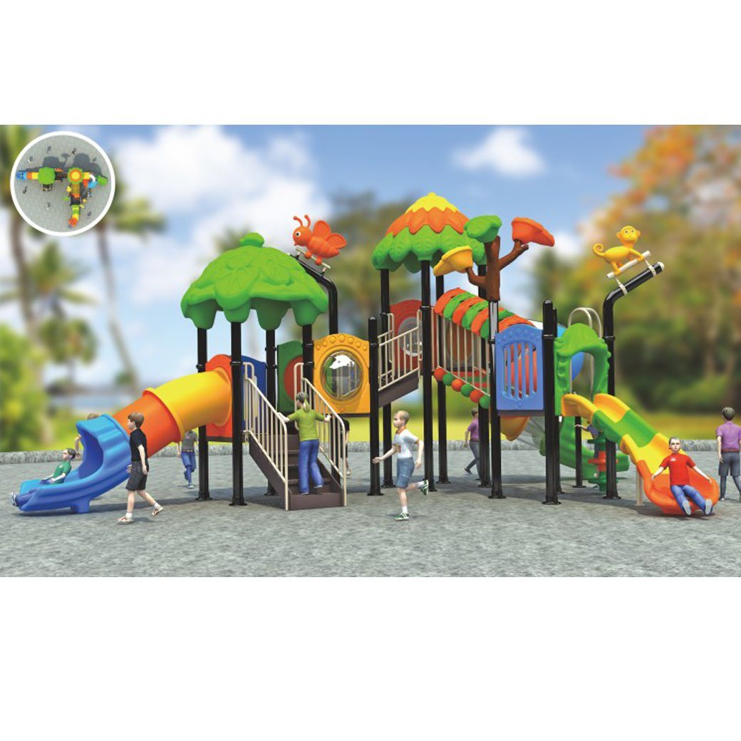 Image of: China Kids Best Backyard Play Structures Outdoor Activity Set China Outdoor Playground And Outdoor Plastic Slide Price
