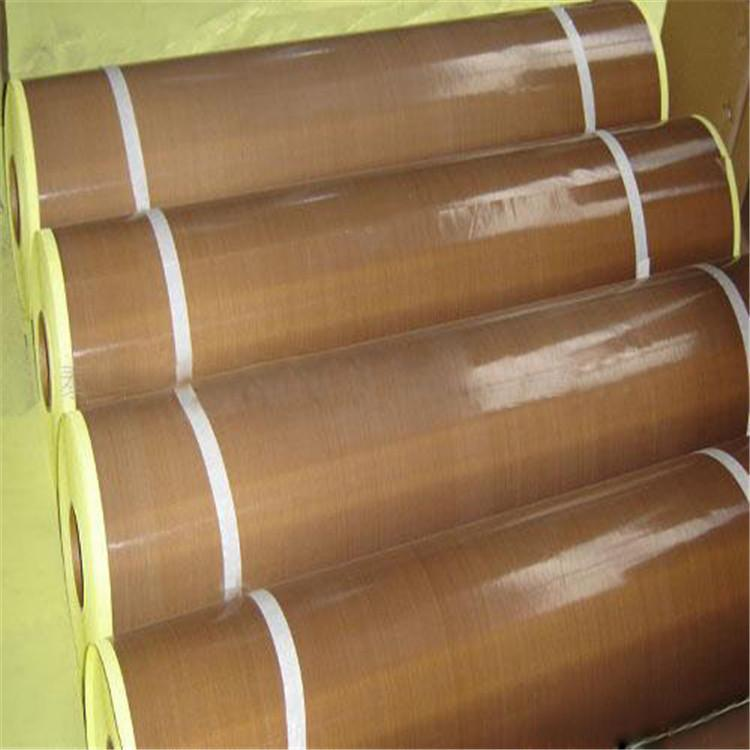 PTFE Coated Fiberglass Adhesive Tape pictures & photos