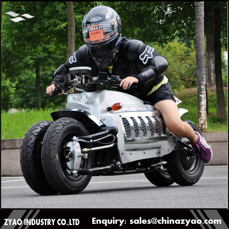 China 2017 New Dodge Tomahawk Concept of Motorcycle /150cc 4 Wheel ...