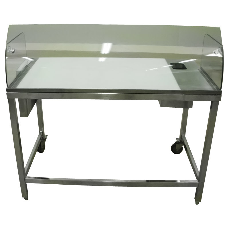 China Stainless Steel Table For Fish Cleaning And Preparing