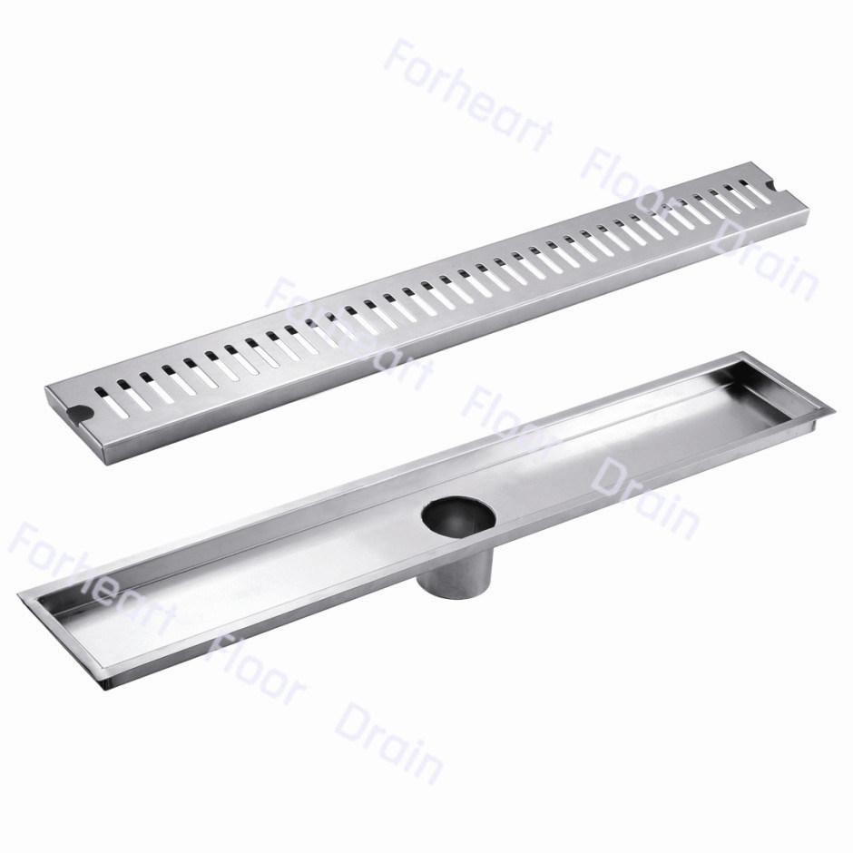 China 304 Stainless Steel Floor Drain