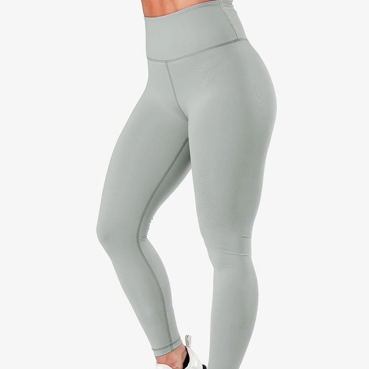 OEM Custom Logo Yoga Fitness Leggings for Ladies