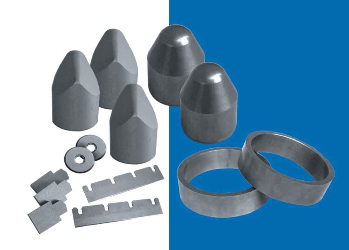China Tungsten Carbide Tip China Tungsten Carbide Tip