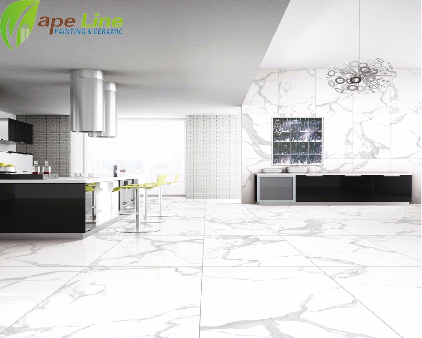 Hot Item By 126212 Italian White Calcutta Slabs Wall Marble Ceramic Tiles 600 X 1200 Mm
