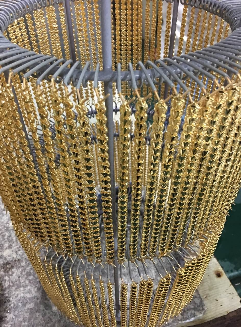 [Hot Item] Non-Cyanide Hardware Jewelry Gold Electroplating Process and  Materials/ Additive