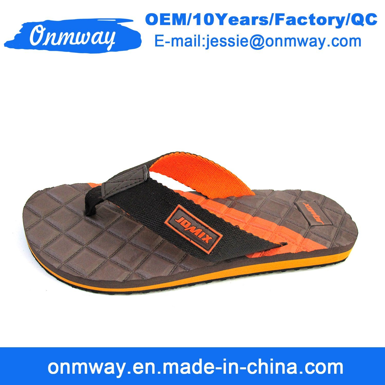 34ceb800a China Custom Hot Sale Soft EVA Man Slippers Flip Flop - China Light Weight  Slipper, Fashion Shoes