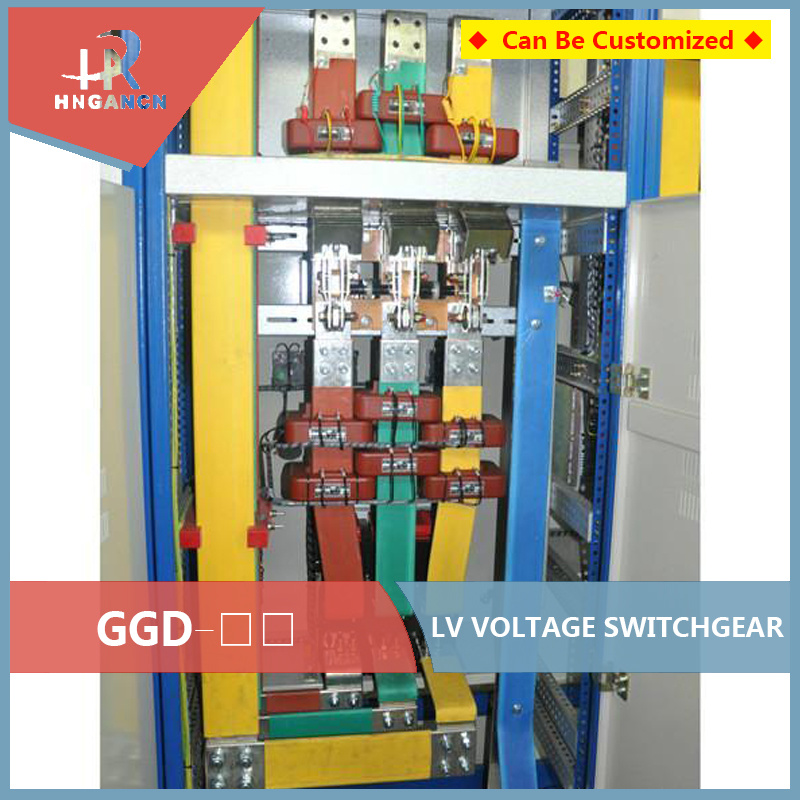Ggd Model Metal-Clad Low Voltage Distribution Metering Cabinet Switchgear pictures & photos