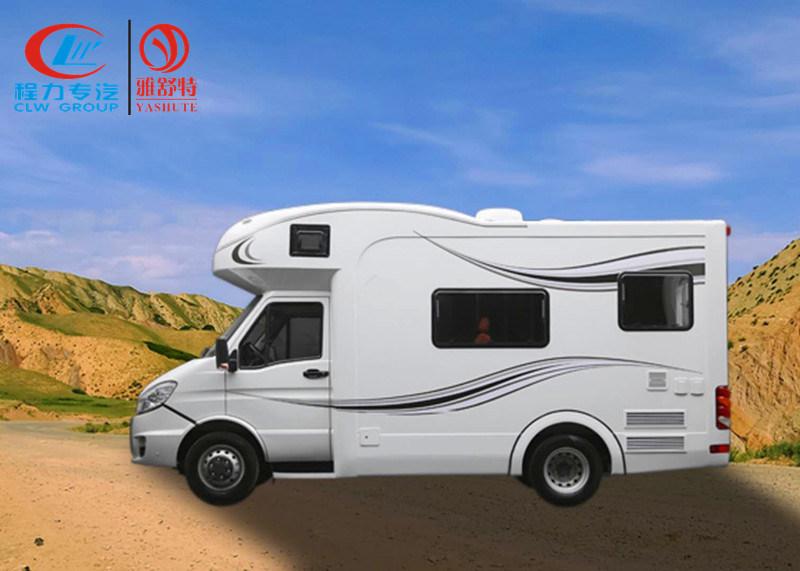 China Customized Mobile Travel Campering Car Motorhome Caravan Worldwide China Motorhome Iveco Motorhome