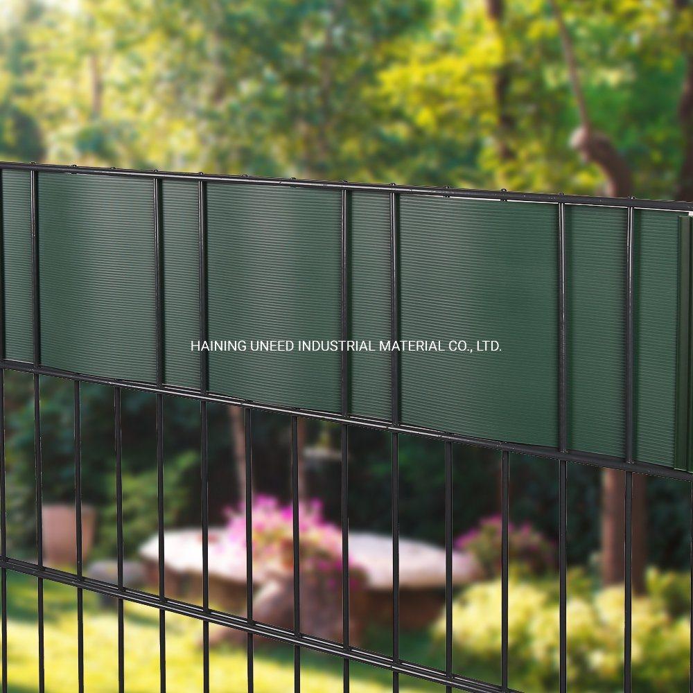China 19cm 2 53m Pvc Sichtschutzstreifen Fence Hard Pvc Strip