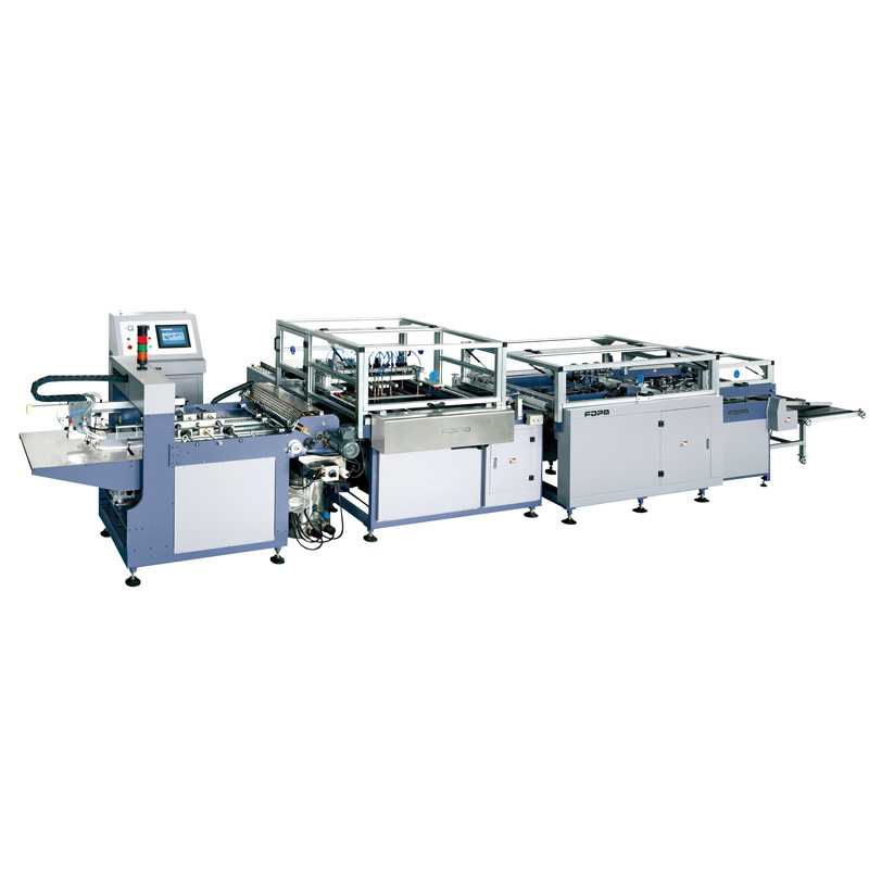 Automatic Rigid Box Maker, Case Maker Manufacturer