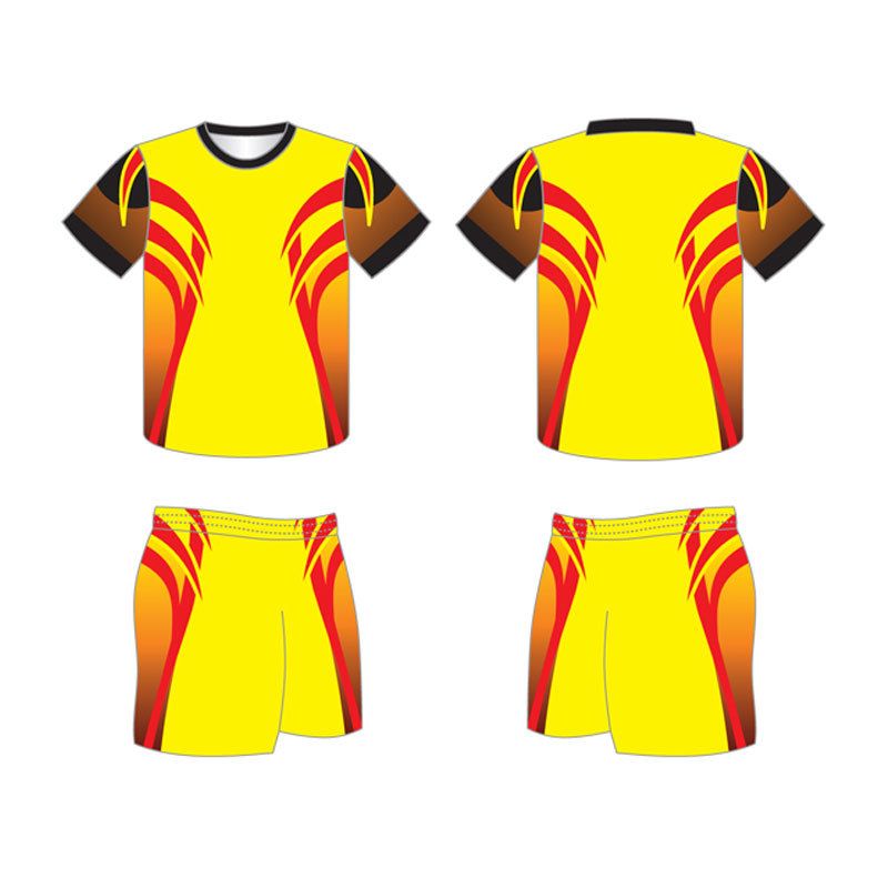 Customized Team Sublimated Soccer Uniform with Your Own Logos