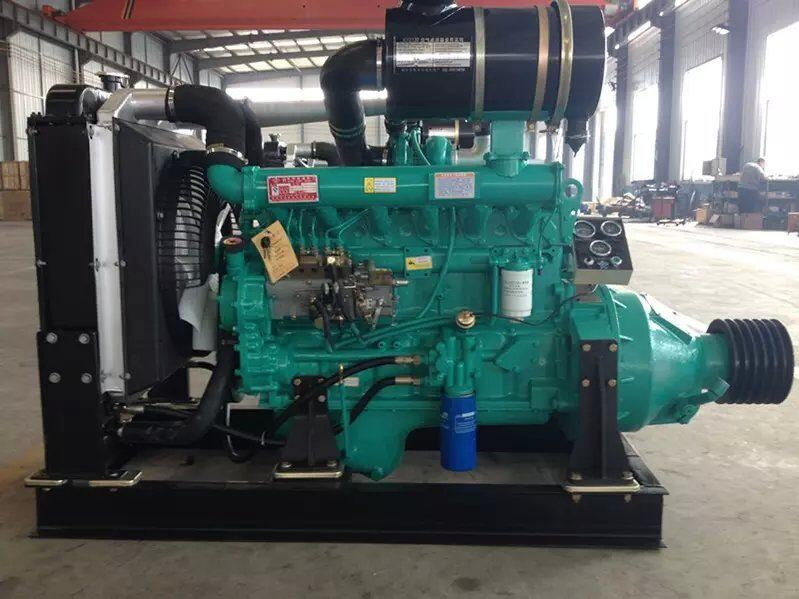 30kw/40HP 1500rpm-2000rpm Diesel Engine with Clutch and Belt Pulley
