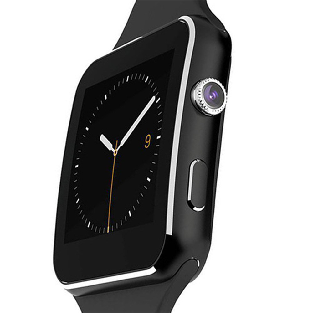 [Hot Item] Wholesale Bluetooth Smartwatch X6 Curved Screen Android with SIM  Card